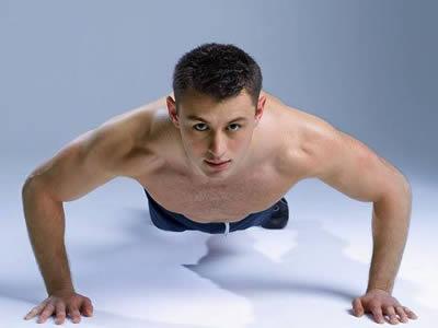 关于俯卧撑正确锻炼方法